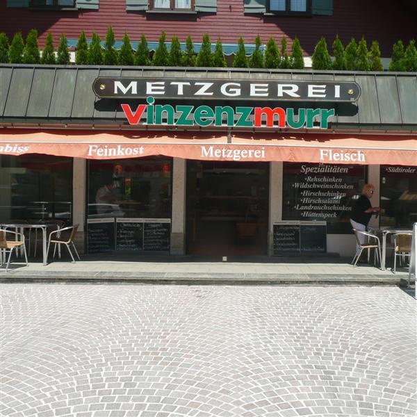 Oberstaufen - Fußgängerzone