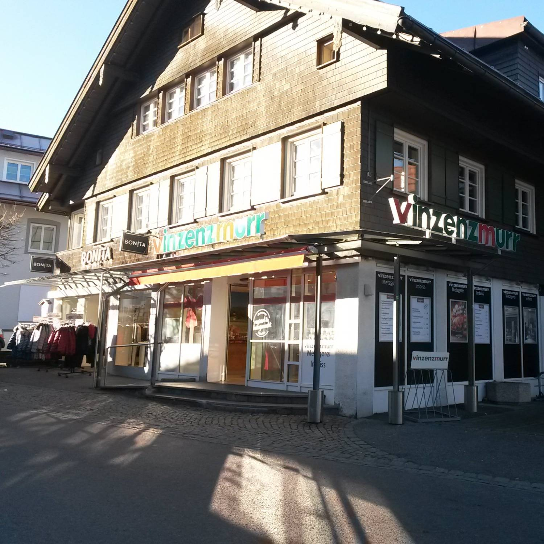 Oberstdorf - Fußgängerzone