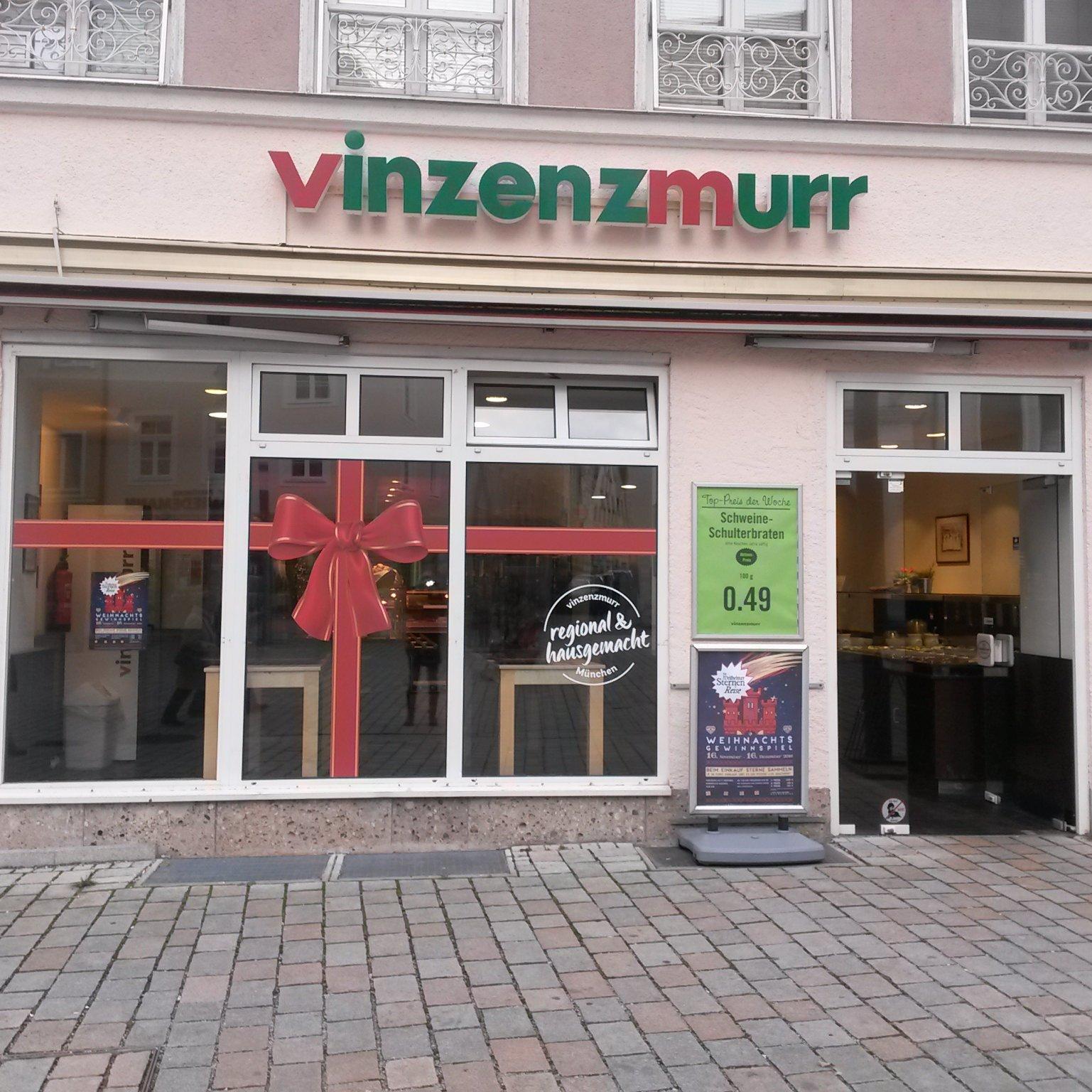 Weilheim - Fußgängerzone